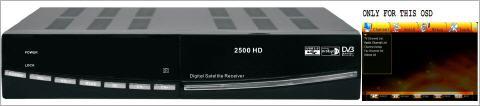 تحديث لجهاز samsat 2500HD بتاريخ